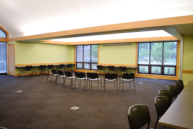 Douglass Library Meeting Room