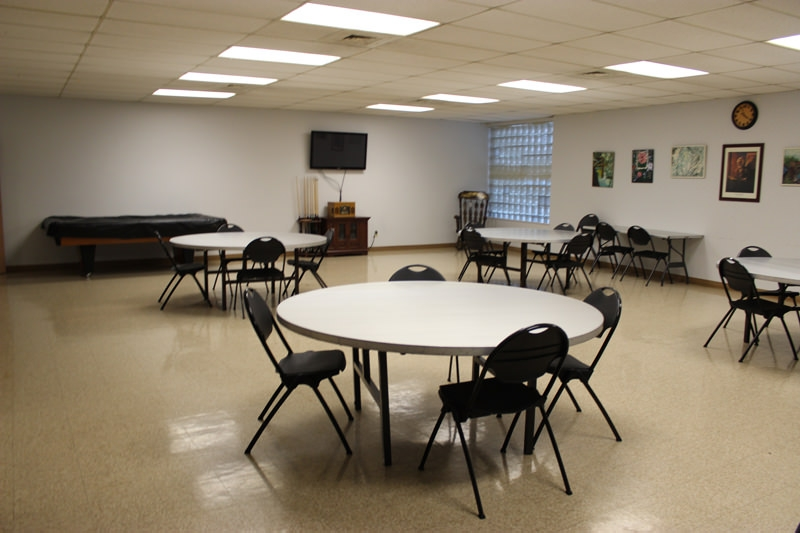Annex Activity Room