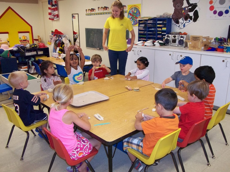 Extended Preschool Camp