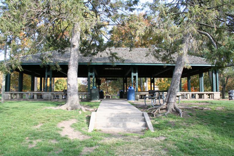 Hessel Pavilion