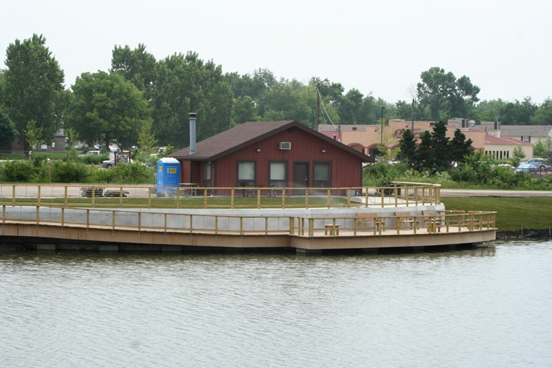 Kaufman Boat House (Meeting Room)